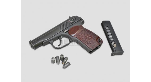 Холостой пистолет Макарова (ПМ) / Макаров-СО (Курс-С) под 10ТК [мт-704]