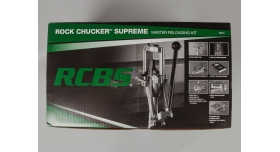 Набор для релоадинга RCBS Rock Chucker Supreme master reloading kit