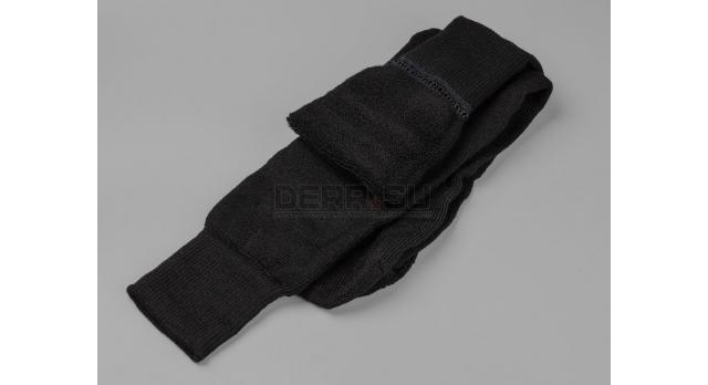 Носки для военослужащих / Зимние чёрные [сн-277]