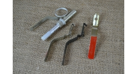Скоба для УЗРГМ от учебной гранаты