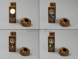 5794 Фонарь светосигнальный для каски из комплекта экипировки «Ратник»