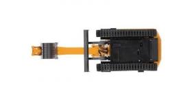 Радиоуправляемый экскаватор HUI NA TOYS 2.4G 11CH 1/16 RTR 6