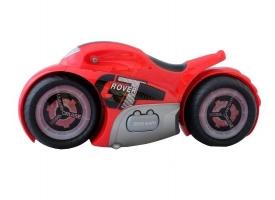 Радиоуправляемый мотоцикл-перевертыш ZhengGuang GT-ROVER 2.4G 1/12 RTR (красный) + Ni-Cd и З/У 1