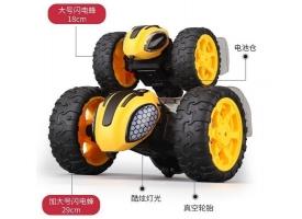 Радиоуправляемая машинка-перевертыш ZhengGuang Lightning Bee 2.4G 1/14 RTR + Ni-Cd и З/У 1