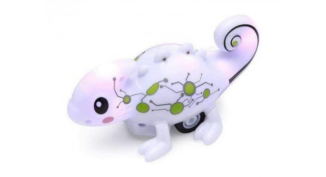 Робот-хамелеон HappyCow 777-613, сенсор, движется по линии, свет 4