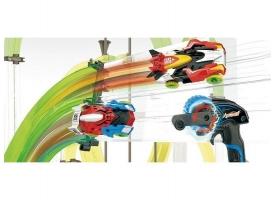 ИК трек гоночный  AUTOFLIER AF670, 73 детали, 13.8 м, 2 машинки, 2 пульта 1