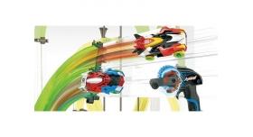 ИК трек гоночный  AUTOFLIER AF665, 48 деталей, 8.6 м, 2 машинки, 2 пульта 2
