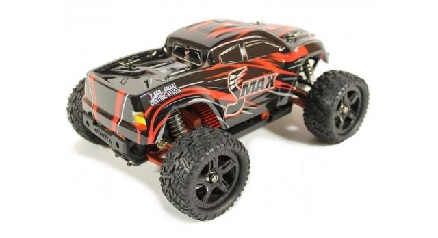 Радиоуправляемый монстр Remo Hobby SMAX UPGRADE 4WD 2.4G 1/16 RTR 3