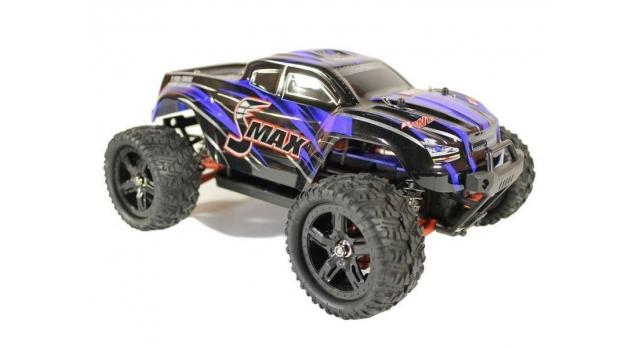 Радиоуправляемый монстр Remo Hobby SMAX UPGRADE 4WD 2.4G 1/16 RTR 5