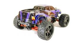 Радиоуправляемый монстр Remo Hobby SMAX UPGRADE 4WD 2.4G 1/16 RTR 7