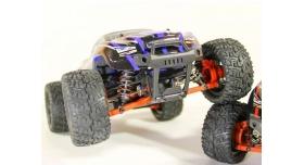 Радиоуправляемый монстр Remo Hobby SMAX UPGRADE 4WD 2.4G 1/16 RTR 9
