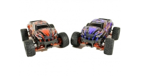 Радиоуправляемый монстр Remo Hobby SMAX UPGRADE 4WD 2.4G 1/16 RTR 10