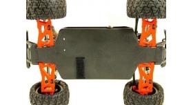 Радиоуправляемый монстр Remo Hobby SMAX UPGRADE 4WD 2.4G 1/16 RTR 12