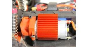 Радиоуправляемый монстр Remo Hobby SMAX UPGRADE 4WD 2.4G 1/16 RTR 18