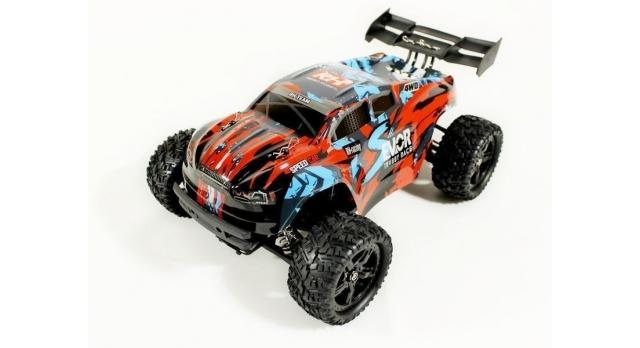 Радиоуправляемая трагги Remo Hobby S EVO-R 4WD 2.4G 1/16 RTR 7