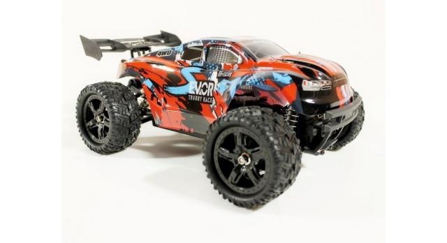 Радиоуправляемая трагги Remo Hobby S EVO-R 4WD 2.4G 1/16 RTR 10