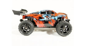 Радиоуправляемая трагги Remo Hobby S EVO-R 4WD 2.4G 1/16 RTR 11