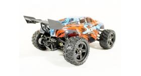 Радиоуправляемая трагги Remo Hobby S EVO-R 4WD 2.4G 1/16 RTR 12