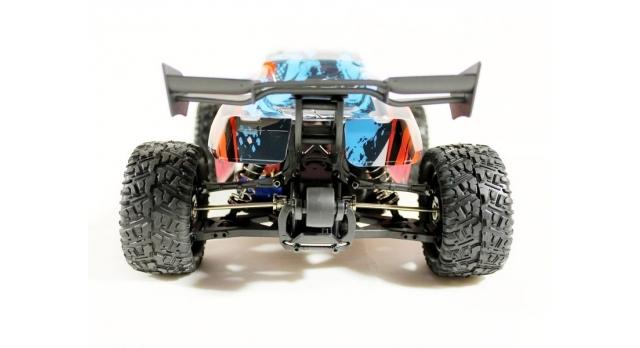 Радиоуправляемая трагги Remo Hobby S EVO-R 4WD 2.4G 1/16 RTR 13