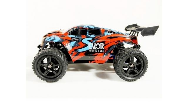 Радиоуправляемая трагги Remo Hobby S EVO-R 4WD 2.4G 1/16 RTR 15