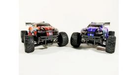 Радиоуправляемая трагги Remo Hobby S EVO-R 4WD 2.4G 1/16 RTR 16
