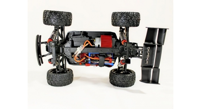 Радиоуправляемая трагги Remo Hobby S EVO-R 4WD 2.4G 1/16 RTR 18
