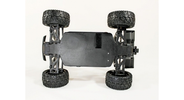 Радиоуправляемая трагги Remo Hobby S EVO-R 4WD 2.4G 1/16 RTR 19