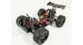 Радиоуправляемая трагги Remo Hobby S EVO-R 4WD 2.4G 1/16 RTR 20
