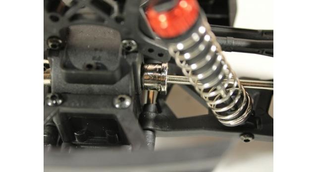 Радиоуправляемая трагги Remo Hobby S EVO-R 4WD 2.4G 1/16 RTR 25