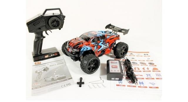Радиоуправляемая трагги Remo Hobby S EVO-R 4WD 2.4G 1/16 RTR 30