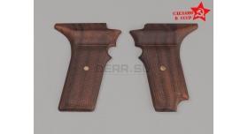 Накладки на рукоятку для пистолета ТТ Тип накладок - Дерево комплект [тт-195]