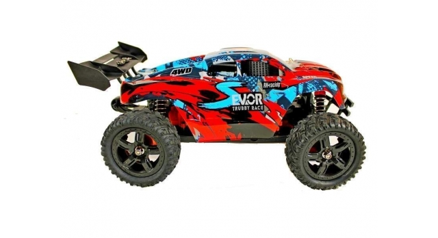 Радиоуправляемая трагги Remo Hobby S EVO-R UPGRADE 4WD 2.4G 1/16 RTR 4