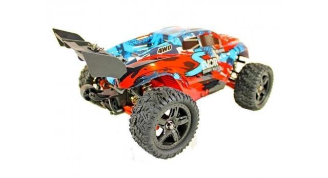 Радиоуправляемая трагги Remo Hobby S EVO-R UPGRADE 4WD 2.4G 1/16 RTR 5