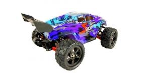 Радиоуправляемая трагги Remo Hobby S EVO-R UPGRADE 4WD 2.4G 1/16 RTR 9