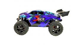 Радиоуправляемая трагги Remo Hobby S EVO-R UPGRADE 4WD 2.4G 1/16 RTR 11