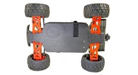 Радиоуправляемая трагги Remo Hobby S EVO-R UPGRADE 4WD 2.4G 1/16 RTR 15