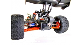 Радиоуправляемая трагги Remo Hobby S EVO-R UPGRADE 4WD 2.4G 1/16 RTR 16