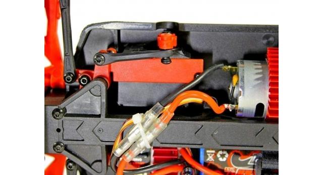 Радиоуправляемая трагги Remo Hobby S EVO-R UPGRADE 4WD 2.4G 1/16 RTR 18