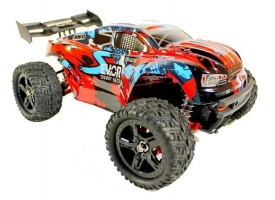 Радиоуправляемая трагги Remo Hobby S EVO-R Brushless UPGRADE 4WD 2.4G 1/16 RTR 1