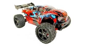 Радиоуправляемая трагги Remo Hobby S EVO-R Brushless UPGRADE 4WD 2.4G 1/16 RTR 2