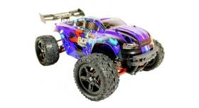 Радиоуправляемая трагги Remo Hobby S EVO-R Brushless UPGRADE 4WD 2.4G 1/16 RTR 4