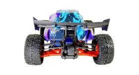 Радиоуправляемая трагги Remo Hobby S EVO-R Brushless UPGRADE 4WD 2.4G 1/16 RTR 7