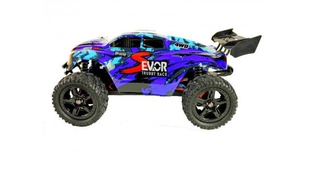 Радиоуправляемая трагги Remo Hobby S EVO-R Brushless UPGRADE 4WD 2.4G 1/16 RTR 9