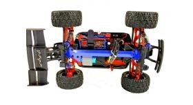 Радиоуправляемая трагги Remo Hobby S EVO-R Brushless UPGRADE 4WD 2.4G 1/16 RTR 10