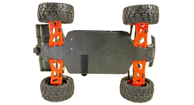 Радиоуправляемая трагги Remo Hobby S EVO-R Brushless UPGRADE 4WD 2.4G 1/16 RTR 11