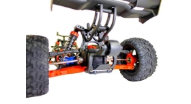 Радиоуправляемая трагги Remo Hobby S EVO-R Brushless UPGRADE 4WD 2.4G 1/16 RTR 16