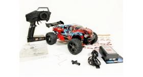 Радиоуправляемая трагги Remo Hobby S EVO-R Brushless UPGRADE 4WD 2.4G 1/16 RTR 23