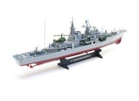 Радиоуправляемый корабль Heng Tai эскадренный миноносец Smasher 2.4G 1/275 1