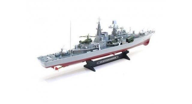 Радиоуправляемый корабль Heng Tai эскадренный миноносец Smasher 2.4G 1/275 2