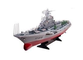 Радиоуправляемый корабль Heng Tai авианосец Challenger 2.4G 1/275